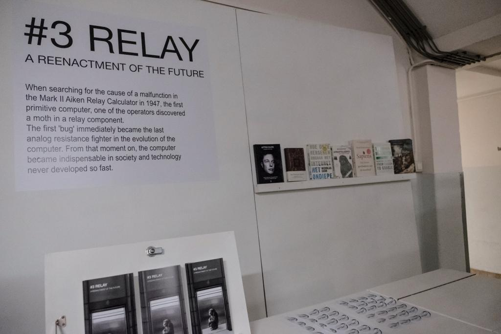 #3 RELAY Cement festival